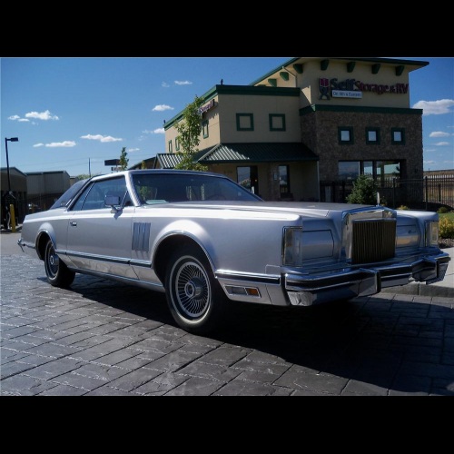 1979 Lincoln Town Car The Bid Watcher