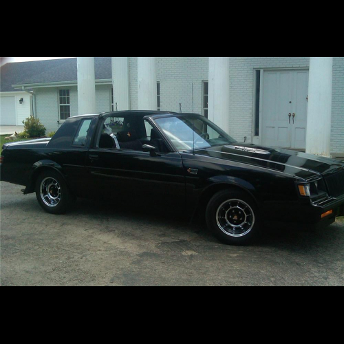 1987 Buick Grand National T Top Coupe The Bid Watcher