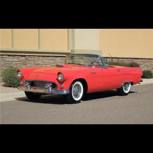 1956 Ford F 100 Custom Pickup The Bid Watcher