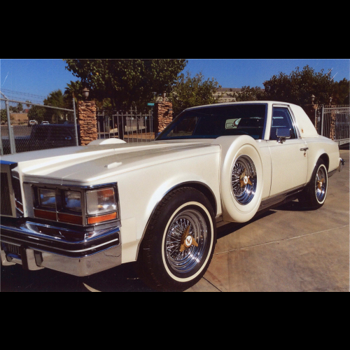 1979 Cadillac Seville Custom Opera Coupe The Bid Watcher