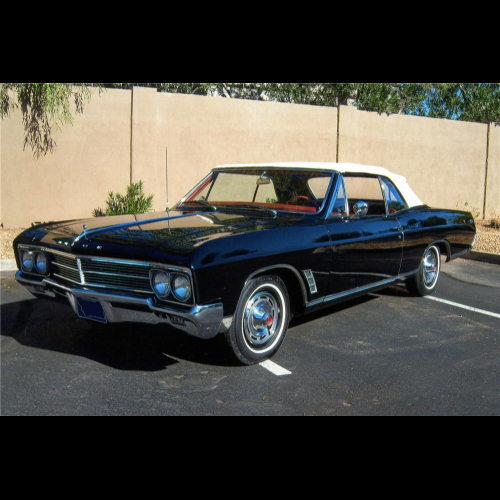 Buick Wildcat V8 Engine: No Reserve: 1966 Buick Wildcat