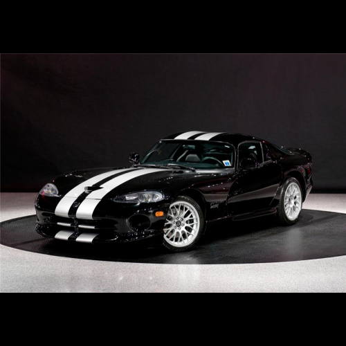 1999 Dodge Viper Acr 2 Door Coupe The Bid Watcher