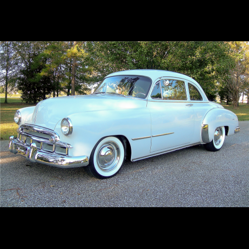 1949 Chevrolet Fleetline Deluxe 4 Door Sedan - The Bid Watcher