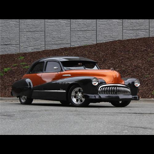 1948 Buick Roadmaster Custom 2 Door Hardtop