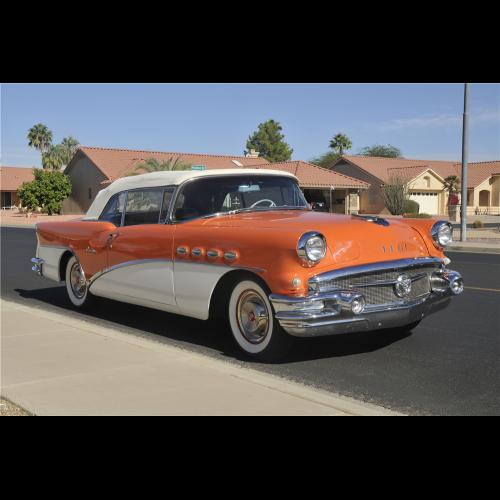 Buick Century Station Wagon For Sale: 1956 Buick Century Custom Station Wagon