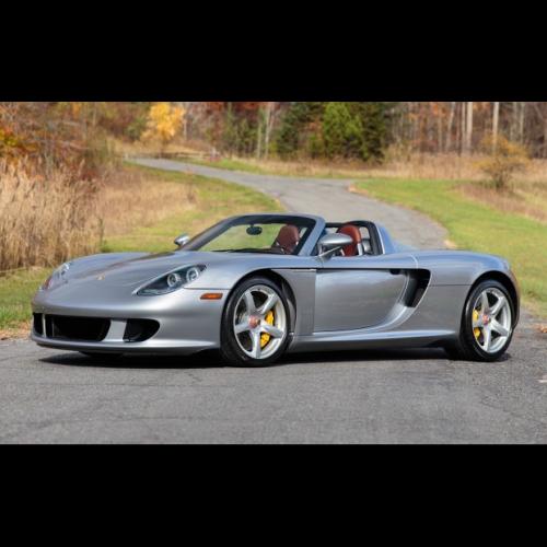 2004 Porsche Carrera Gt The Bid Watcher